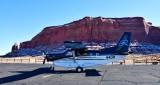 N4CM at Monument Valley Airport Goulding Utah 882