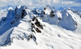 Mount Buckindy in North Cascades Mountain Washington 445