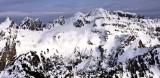 Foggy Peak, Ida Pass, Cadet Peak, Monte Cristo Peak, Wiilmans Peaks, Cascade Mountains Washington 361