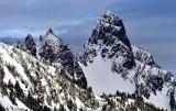 Gunn Peak Cascade Mountains Washington 498