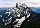 Mount Baring Cascade Mountains Washington 511