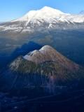 Mount Shasta and Black Butte Shasta California 684