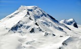 Mt Baker Mazama Glaciers Sherman Peak Seward Peak Hadley Ridge and Glacier Washington State 080