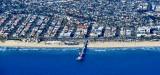 Huntington Beach and Pier California 562