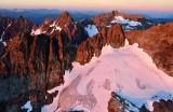 Wilman Peaks and Monte Christo and Keyes Peak, Cascade Mountains, Washington 229
