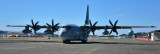 US Marines C-130 VMGR-252 at Clay Lacy Aviation Seattle, Boeing Field 069
