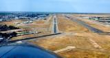 Kodiak Quest demo flight into Bakerfield Airport California 014