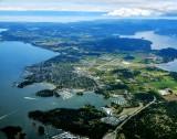 Victoria airport, Sidney, Victoria, Vancouver Island, Canada 289