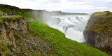 Gullfoss Waterfall and Hvita river, Iceland 437