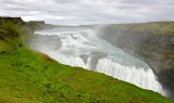 Gullfoss Waterfall and Hvita river, Iceland 495