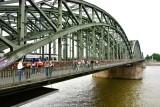 Hohenzollern Bridge Love Locks, Koln, Germany 446