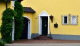 Yellow house 189 in Hurth Germany 005