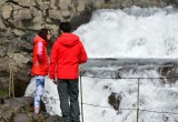 I am impressed or not at Gullfoss Waterfalls, Iceland 602