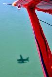 Kodiak Quest Amph Bad Kitty flying over San Juan Islands, Washington 263