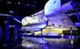 Nancy and Space Shuttle Atlantis 242