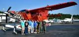 Took Crew of MV-22 Osprey HMM-364 Purple Foxes flight in Kodiak Quest 097