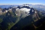 Spire Point, Spire Glacier, Dome Glacier, Dome Peak, North Cascades Mountain, Washington 134