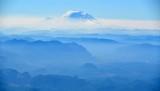 Hot, Smoke, Hazy Mount Rainier National Park, Washington 220