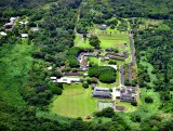 Hana High and Elementary School, Hana, Maui, Hawaii 586