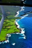 Perfect reflection of Maui Coast east of Hana, Maui, Hawaii 608