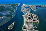 Ft Pierce Inlet State Park, Harbor Isle Marina, Causeway Island, Forrt Pierce Inlet, Florida 1389