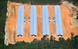 New Chicken Farm in Ellerbe North Carolina 459