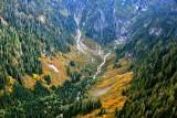 Fall colors on McClan Peaks,Washington 234