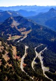 Chinook Pass and Cayuse Pass, Tipsoo Lake, Nachess Peak, Highway 410, Washington 990