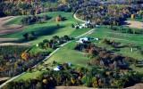 Autumn on Old Ironton Road near Reedsberg in Wisconsin 132