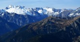 Dome Peak, Chickamin Glacier, Dana Glacier, Sprie Peak, Washington 185