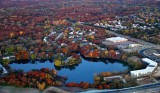 Fall Foliage around Minneapolis neighborhood, Minnesota 017