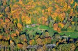House in Snoqualmie River Valley in the Fall, Washington 291