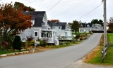 Rental and local houses on Abner Point Road, Macherel Cove, Bailey Island, Maine 495