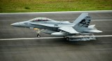 F-18 Strike Test, Boeing Field, Seattle 625