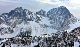Summit Chief Mountain, Cascade Mountains, Washington 055