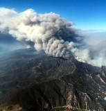 2nd day of Malibu Fire 079