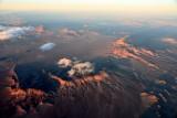 Late afternoon sun of Skull Mountain, Amargosa Valley, Nevada 143