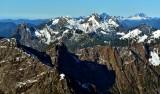 Hubbart Peak, Gothi Peak, Foggy Lake, Del Campo Peak, Three Finges, Whitehorse Mtn, Washington 149