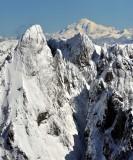 Mount Garfield and Glacier Peak, Cascades Mountain, Washington 186