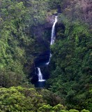 Kopiliula Falls, off Hana Highway, Maui, Hawaii 153
