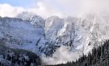 Fresh snow on Mt Lennox, Washington 190