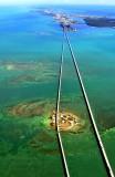 Pigeon Key, Seven Miles Bridge, Marathon, The Florida Keys, Florida 395