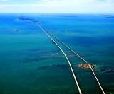 Seven Miles Bridge, Pigeon Key, Key West, Florida Keys, Florida 421a