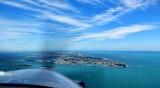 Kodiak Quest on extended final to Marathon airport, Florida Keys, Florida 584
