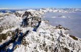 Chikamin Mt-Lemah Mt-Chimney Rock-Overcoat Peak-Summit Chief-Mt Hinman-Mt Daniel Range 239
