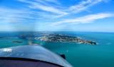 Kodiak Quest on final to Key West Airports, Florida Keys, Florida 587