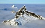 Sloan Peak, Mt Pugh, White Chuck Mountain, Mt Baker, Cascade Ranges 279a