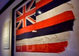 History of the Hawaiian Flag, Old Lahaina Courthouse, Lahaina, Maui, Hawaii 091