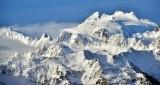 Mount Olympus West Peak, Olympic National Park, Washington State 674