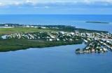 Base to Final runway 8, Tavernaero Park Airport, Tavernier, Florida 886